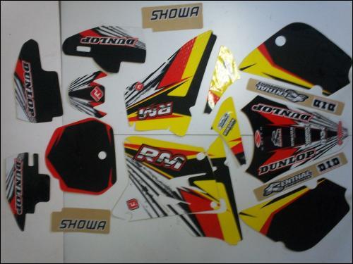 dfmoto kit d 233 co moto cross pi 232 ces accessoires moto